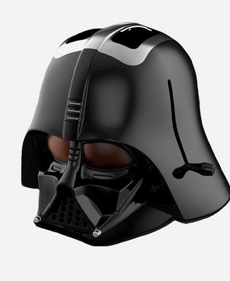 Darth Vader Helmet Toaster