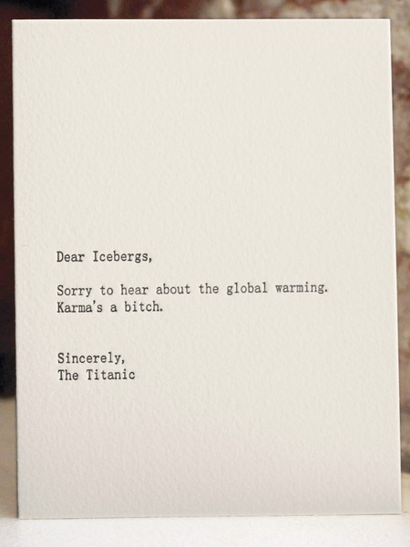 Modern Greeting Cards