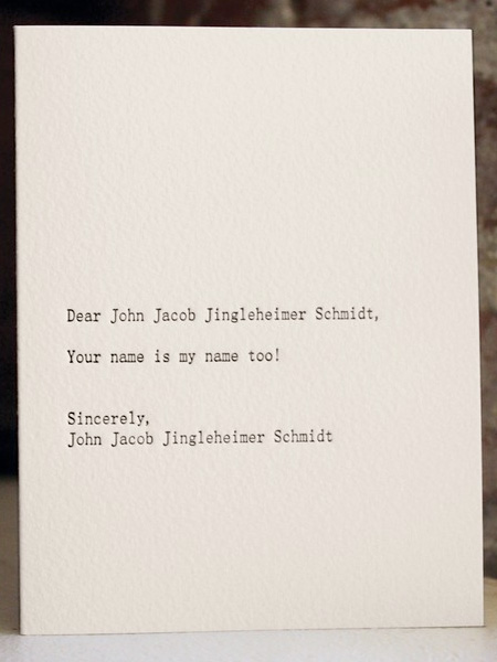 Clever Greeting Cards