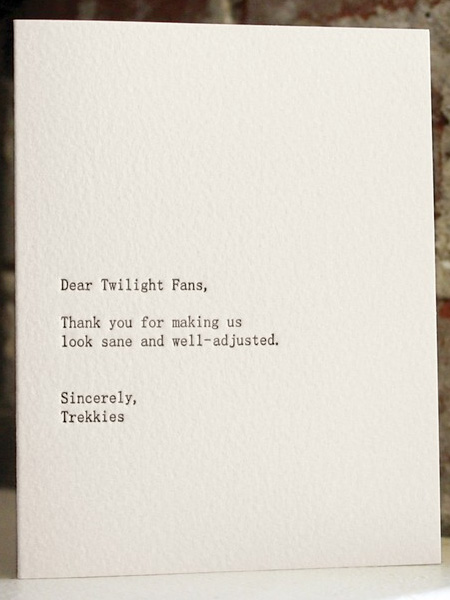 Clever Greeting Card