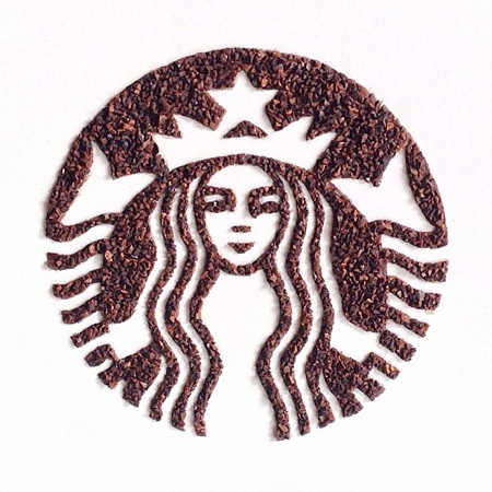 Starbucks Coffee Art