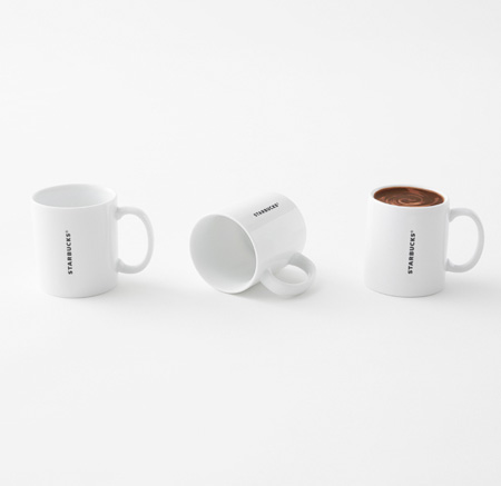 NENDO Starbucks Mugs