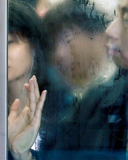 Tokyo Subway Train