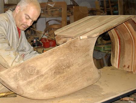 Handmade Vespa