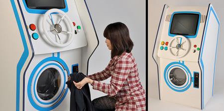 Arcade Washing Machine