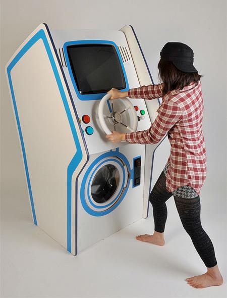 Lee Wei Chen Washing Machine