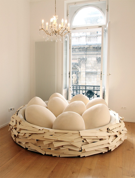 Bird S Nest Bed