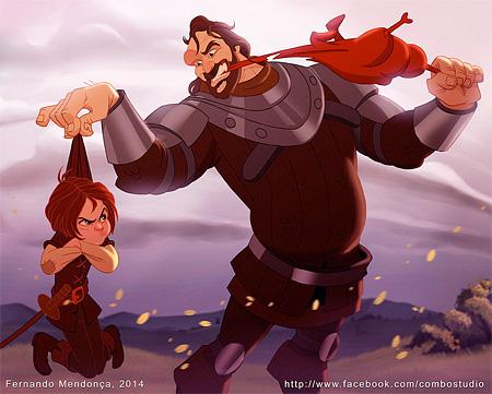 Disney GOT