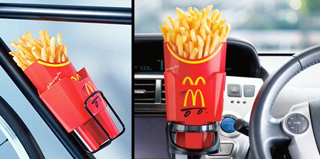 McDonalds Fries Holder
