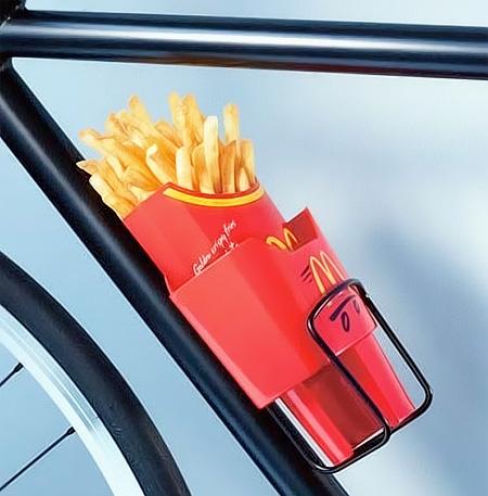 McDonalds Potato Holder