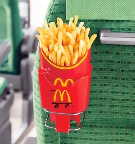 Fries Holder