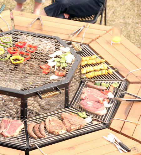 FirePit Grill