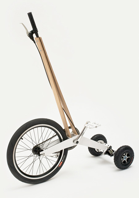 Stand Up Bicycle