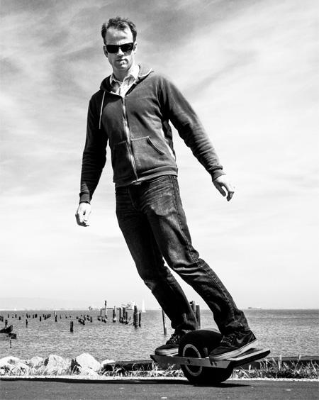 Balancing Skateboard