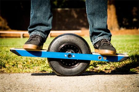 Innovative Skateboard