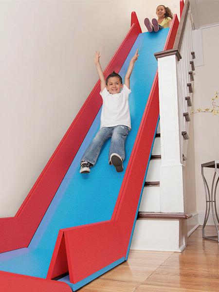 Stairway Slide