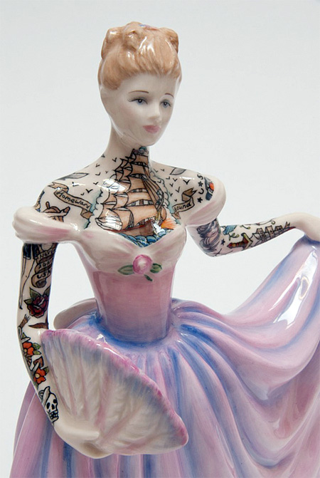 Jessica Harrison Porcelain Figurines