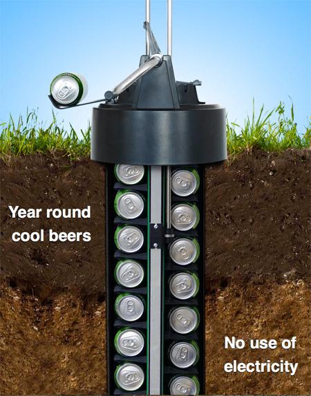 Underground Cooler
