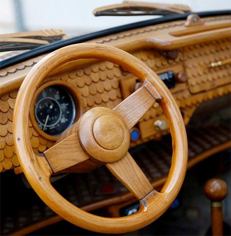 Momir Bojic Wooden Beetle