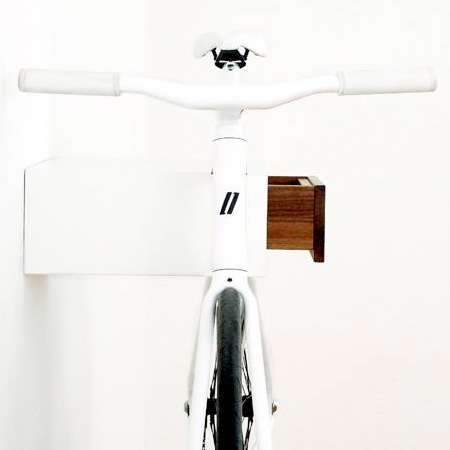 Mikili Bike Shelf