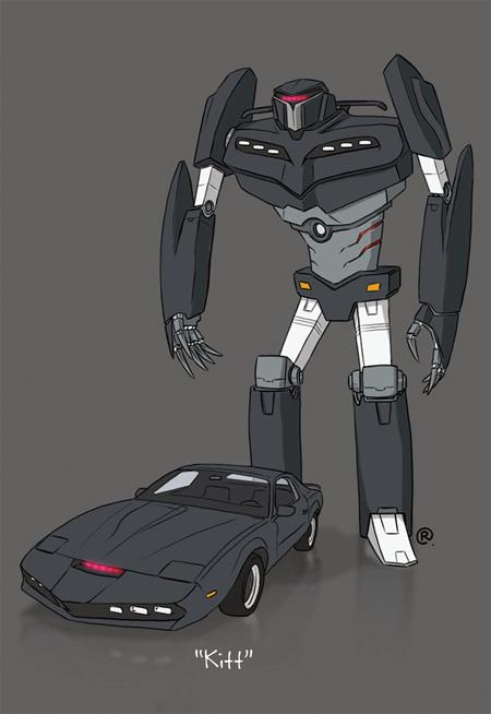 KITT Transformer