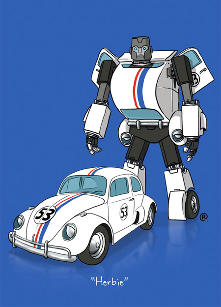 Darren Rawlings Transformers
