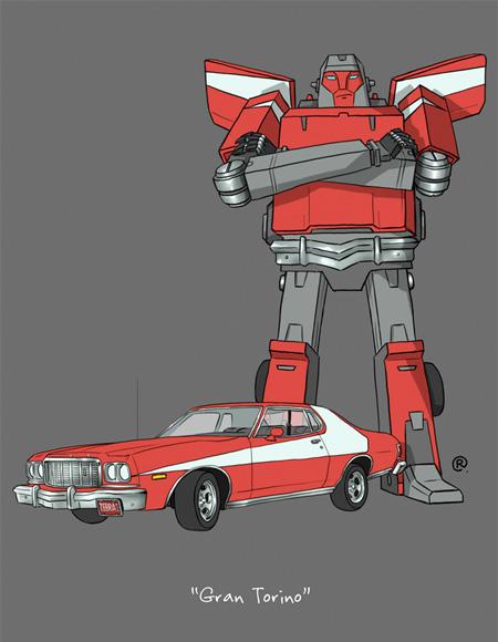 Grand Torino Transformer