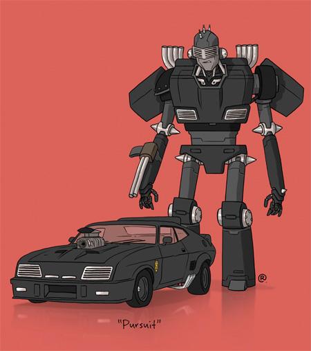 Mad Max Transformer