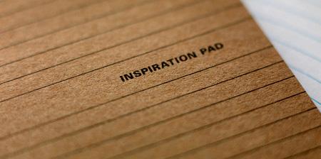 Inspiration Pad