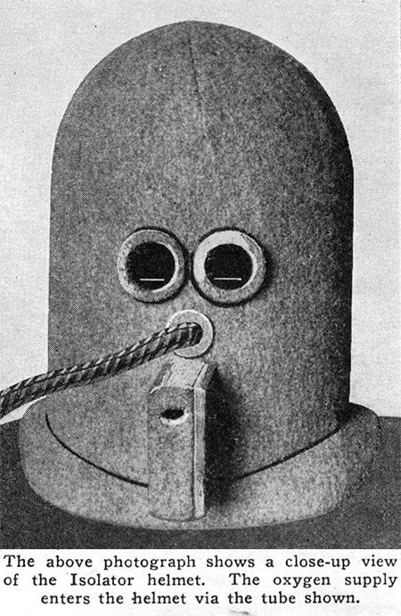 The Isolator Hugo Gernsback