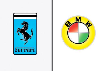 Logos Swap Colors