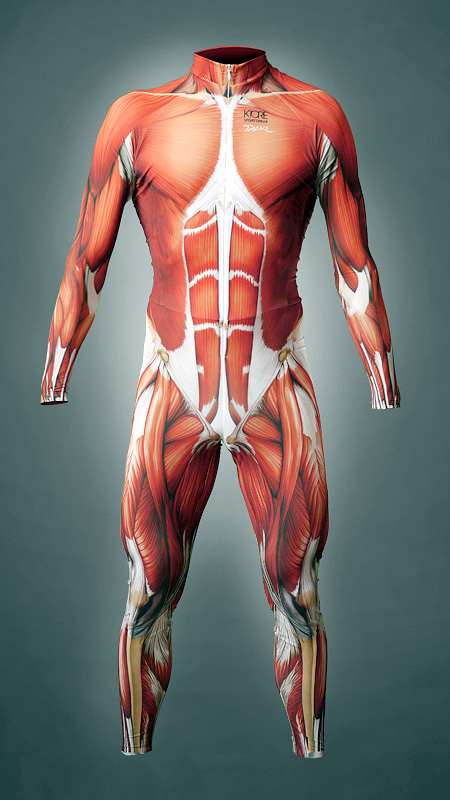 Muscle Skin Suit