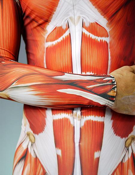 Tomek Pietek Muscle Suit