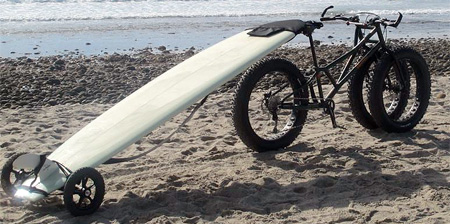 Off-Road Tricycle