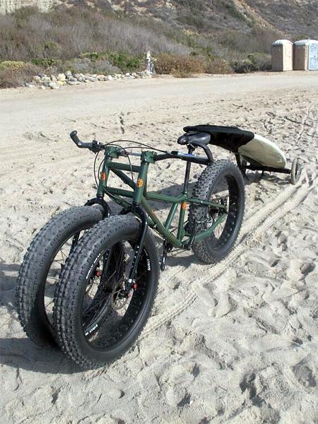 Bullfrog Trike