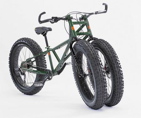 Bullfrog Tricycle