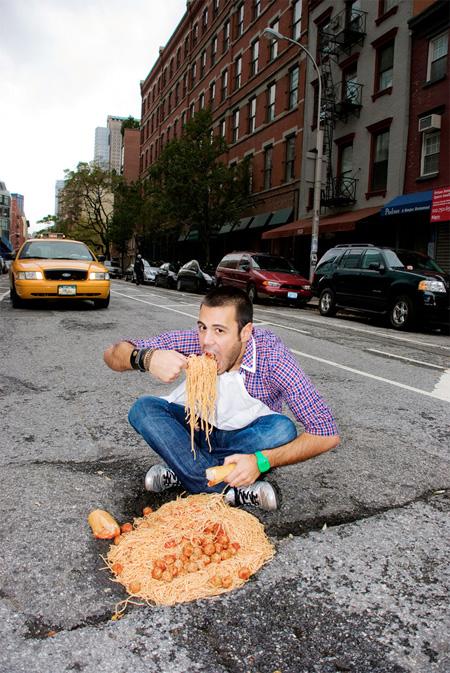 My Potholes