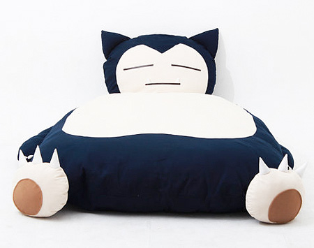 Catherine Kim Snorlax Bed