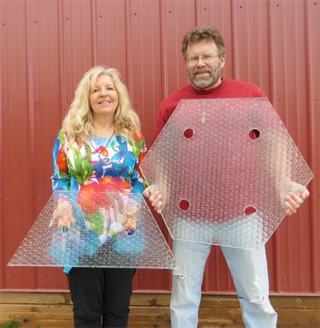 Julie and Scott Brusaw