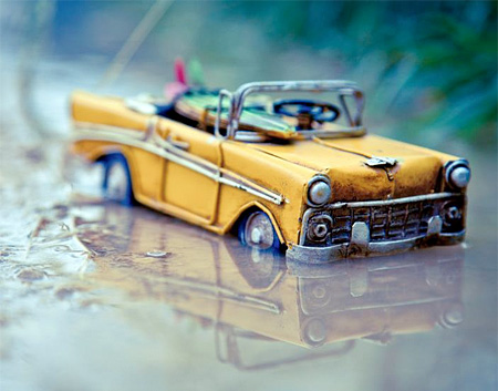Photos of Model Cars
