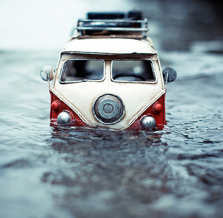 Miniature Cars Photography