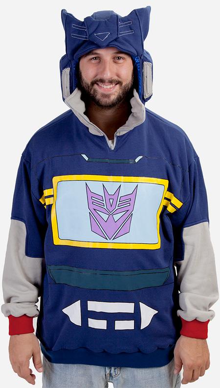 Transformers Hoodie