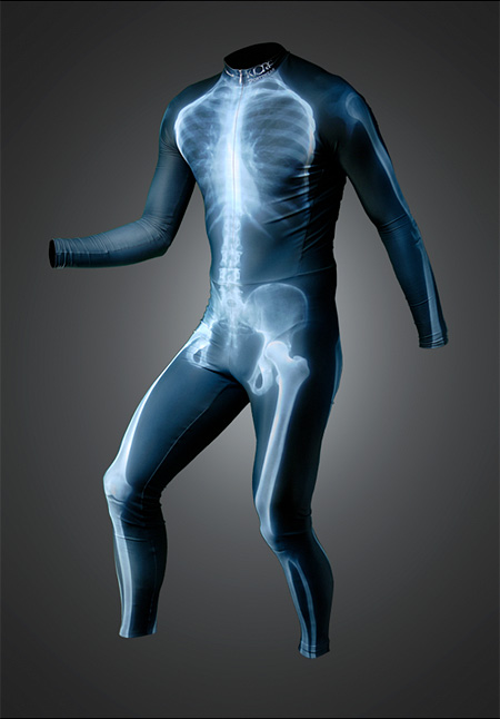 X-Ray Bike Suit