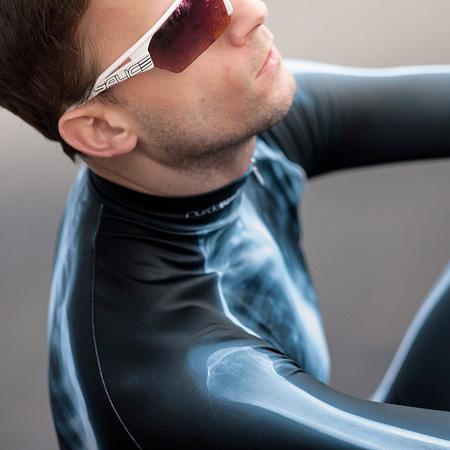Tomek Pietek Xray Suit
