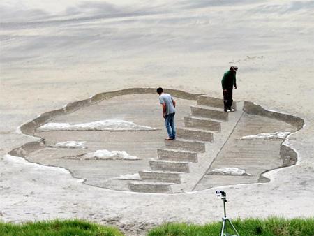 3D Sand Art