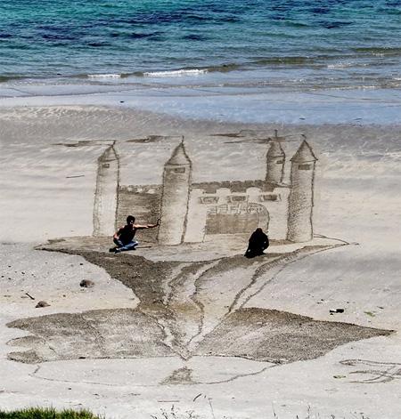 Sand Artworks