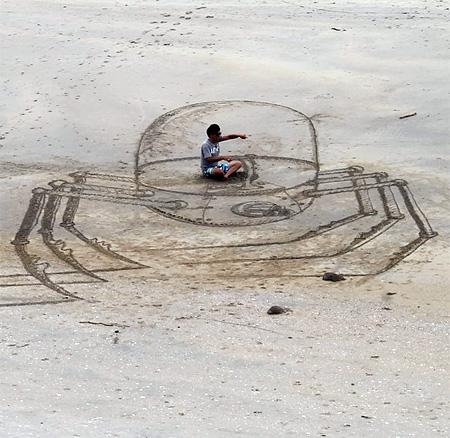 Sand Artwork