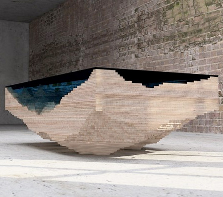 Abyss Coffee Table