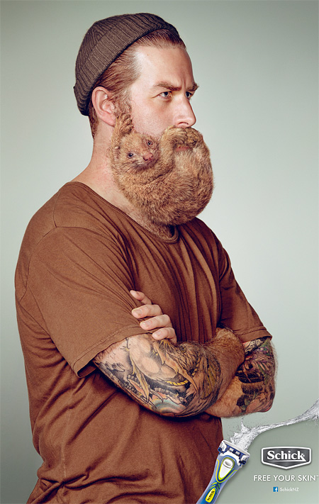 Animal Beard