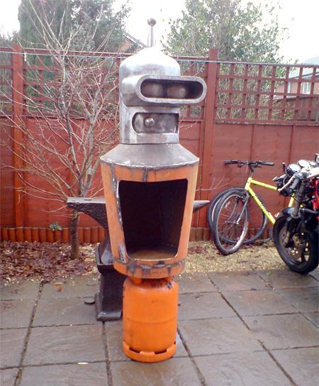 Bender Oven